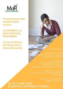 Le donne e la gestione del risparmio_25 10 17_programma