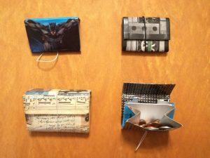 laboratori per bambini a Torino - Sim sala GREEN, il riciclo creativo il portamonete