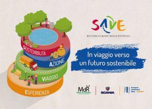 SAVE Sostenibilità, Azione, Viaggio, Esperienza