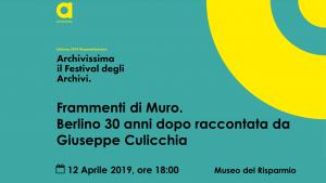 locandina Archivissima 2019 2