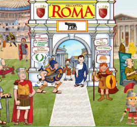A spasso nel tempo - immagine antica roma