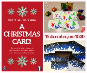 NATALE AL MUSEO - a christmas card! 15 DICEMBRE ore 10_30