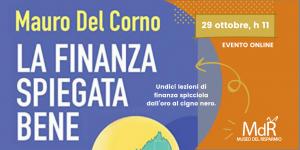 Mauro Del Corno - locandina 1 LIBRO IN 30 MINUTI scuole