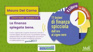 Mauro Del Corno - locandina 1 LIBRO IN 30 MINUTI adulti