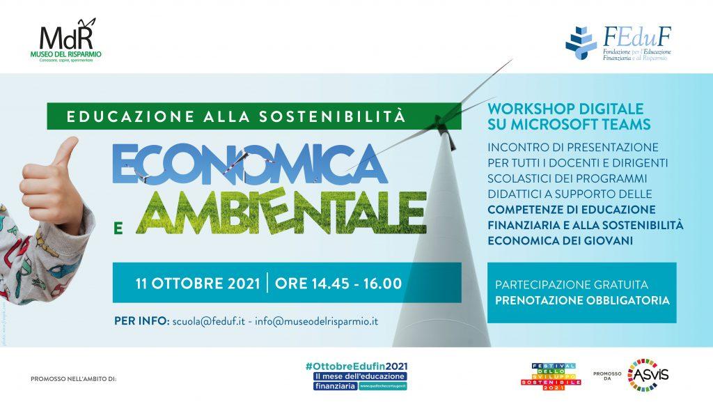 Educazione alla Sostenibilità Economica e Ambientale
